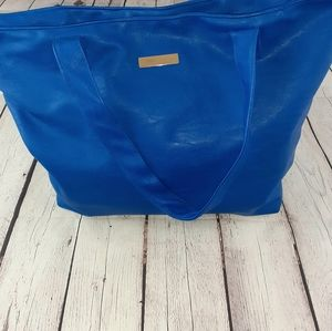 Large Royal Blue Carry All Bag